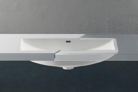 Lavabo integrabile BB A 8038