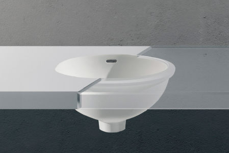 Lavabo integrabile BB R 375