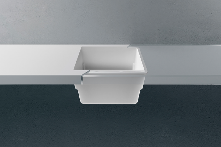 Lavabo integrabile BB R 4051 W