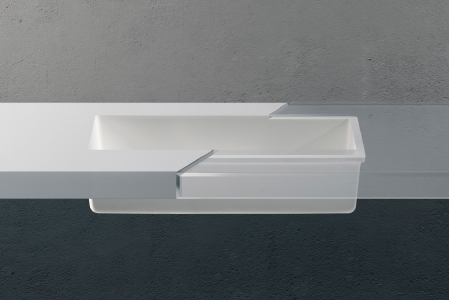 Lavabo integrabile BB R 616