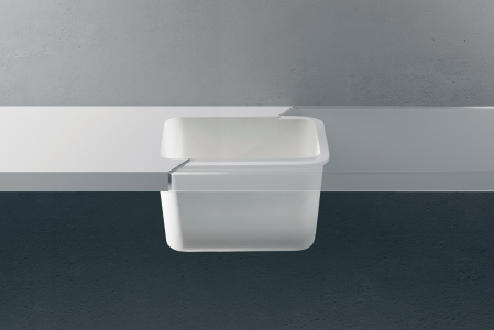 Lavabo professionale integrabile BB R 5540 LAB
