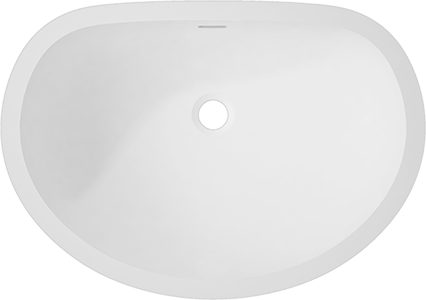 Lavabo integrabile Calm 831