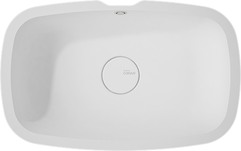 Lavabo integrabile Peace 7610